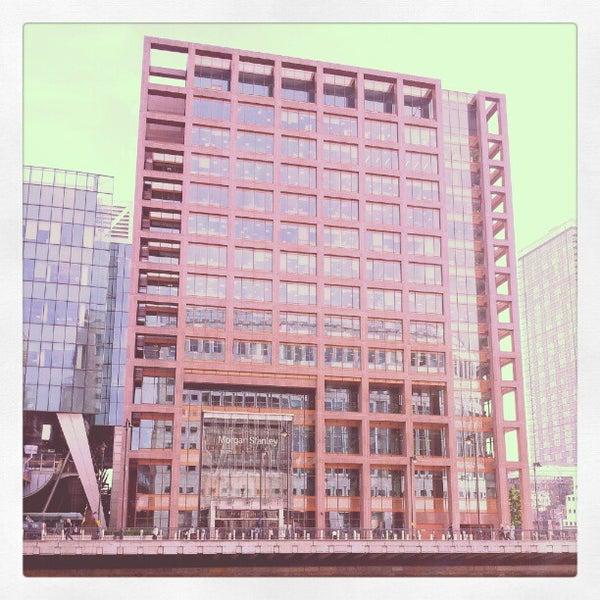 Morgan Stanley Tower Hamlets London Greater London