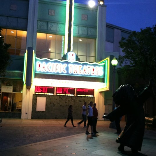 Photo taken at Pacific Theaters Culver Stadium 12 by Liz M. on 5/21/2012