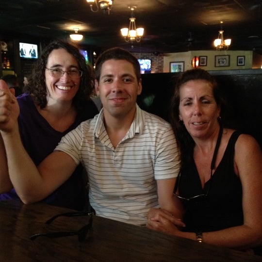 Photo taken at O'Brion's Pub & Grille by Kelly M. on 7/1/2012