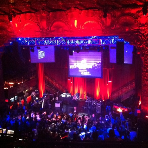 Photo taken at The Belasco by Rachel Y. on 9/7/2012