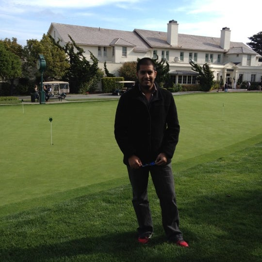 Photo taken at The Lodge at Pebble Beach by Allannah S. on 5/2/2012