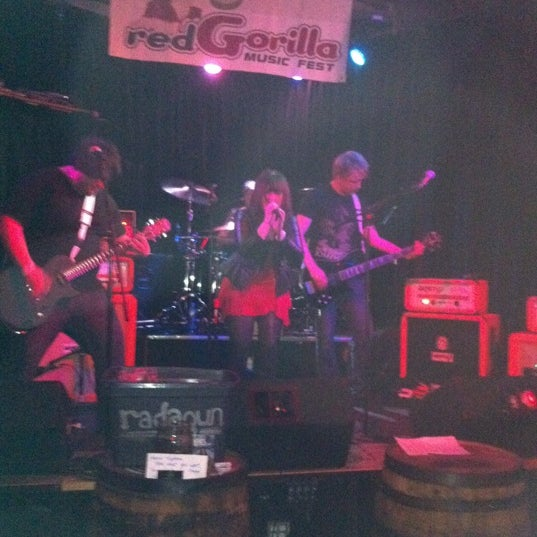 Photo taken at Darwin's Pub by Trent R. on 3/16/2012