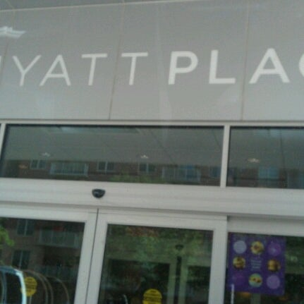 Photo taken at Hyatt Place Madison/Downtown by Rachel A. on 7/21/2012