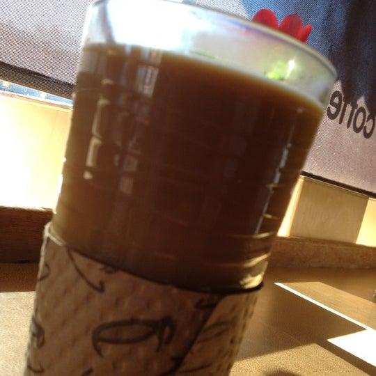 Photo taken at The Coffee Shop NE by Daniel W. on 4/26/2012