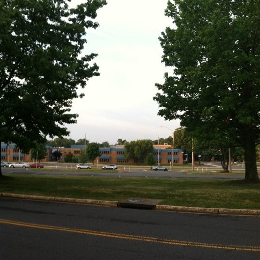 Photo taken at Robinson Secondary School by Michael C. on 6/13/2012