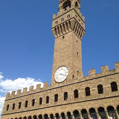 Photo taken at Uffizi Gallery by PinkBT♡ on 7/31/2012