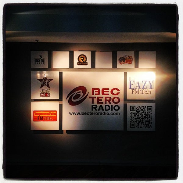 Photo taken at BEC-Tero Radio Company Limited by Korakan Y. on 8/17/2012