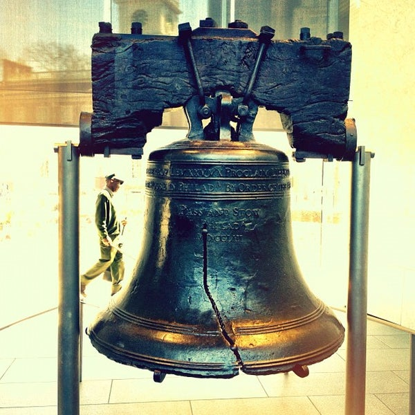 Photo taken at Liberty Bell Center by eems on 3/15/2012