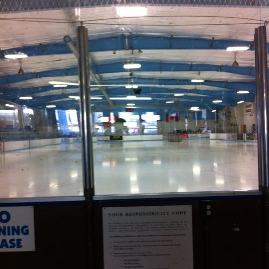 Photo taken at Charles Moore Arena by Sonny C. on 4/13/2012