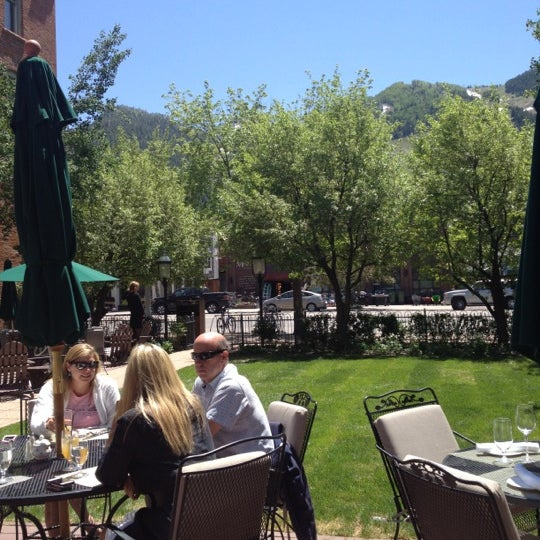 Photo taken at Hotel Jerome by Meredith M. on 5/24/2012
