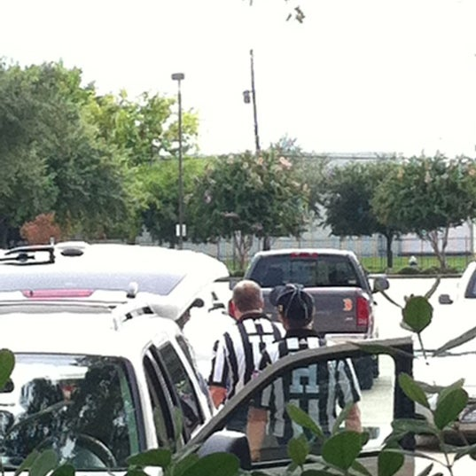Photo taken at Houston Marriott South at Hobby Airport by Jeff S. on 8/18/2012