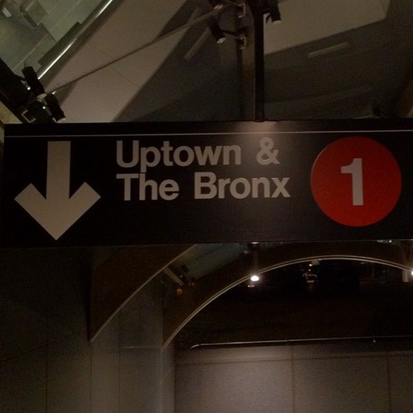Photo taken at MTA Subway - South Ferry (1) by Jeffrey P. on 6/24/2012