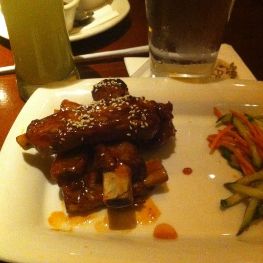 Photo taken at P.F. Chang's by Jaiden M. on 4/25/2012