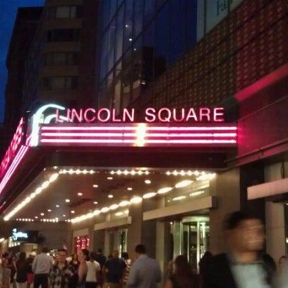 Снимок сделан в AMC Loews Lincoln Square 13 пользователем Cass C. 7/20/2012