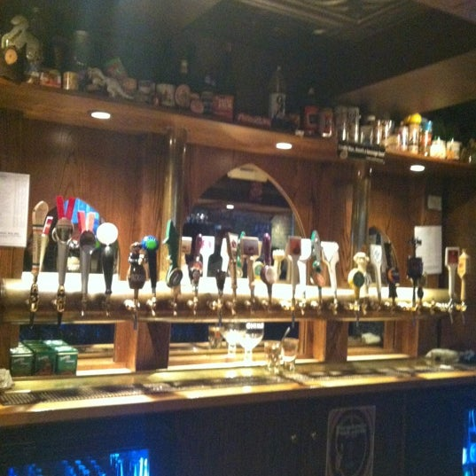 Photo taken at Novare Res Bier Cafe by Hollie C. on 4/13/2012