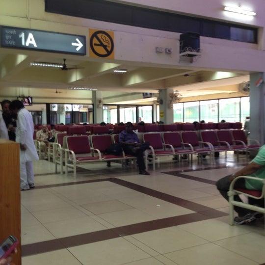 Photo taken at Dabolim Goa International Airport (GOI) by Sergey K. on 4/14/2012