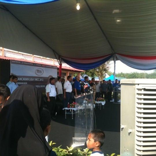 Photo taken at Lembaga Getah Malaysia by Mohd Effendy AG on 4/8/2012