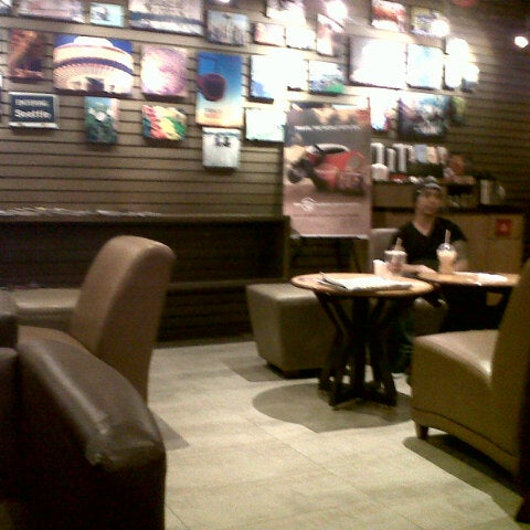 Photo taken at Seattle's Best Coffee by Dayl C. on 7/25/2012