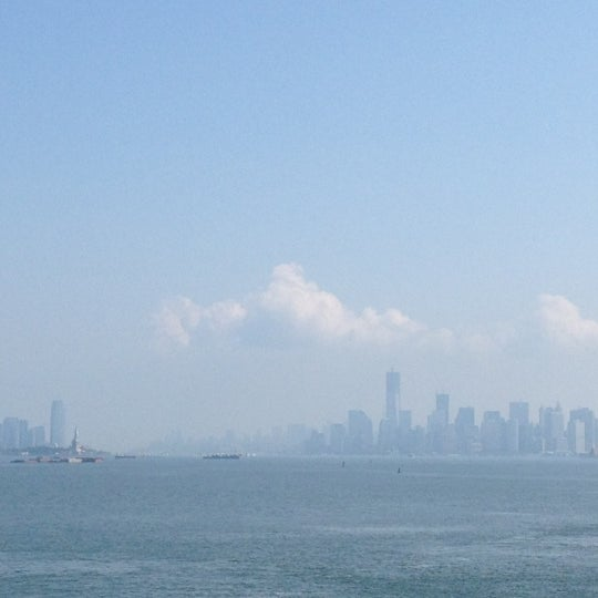 Photo taken at Staten Island Ferry Boat - Guy V. Molinari by Richard P. on 8/4/2012