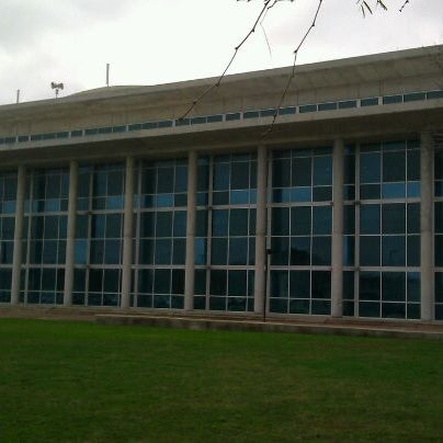 Photo taken at Bay Hall (BH) by Dwight M. on 2/13/2012