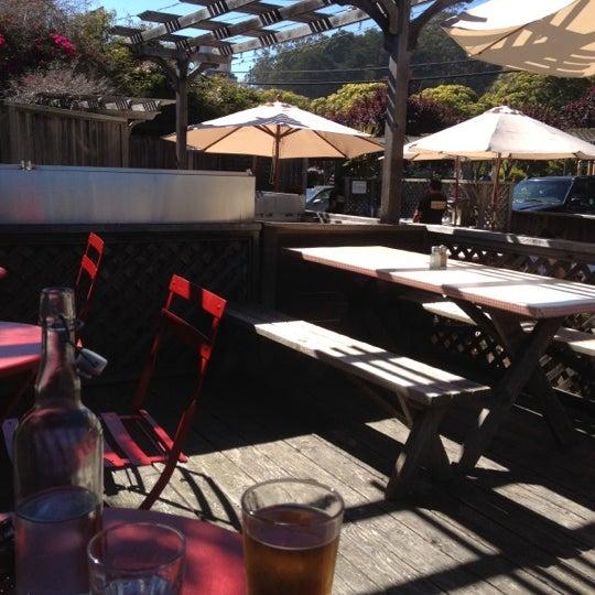 Photo taken at Parkside Cafe by Inga on 6/10/2012