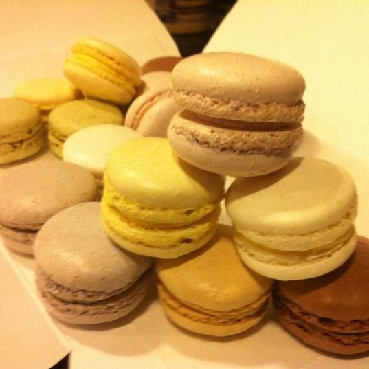 Photo taken at L.A. Burdick Chocolate by Jeffrey L. on 4/28/2012