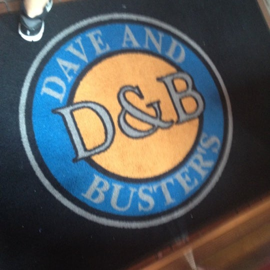 Photo taken at Dave & Buster's by Johnny B. on 5/5/2012