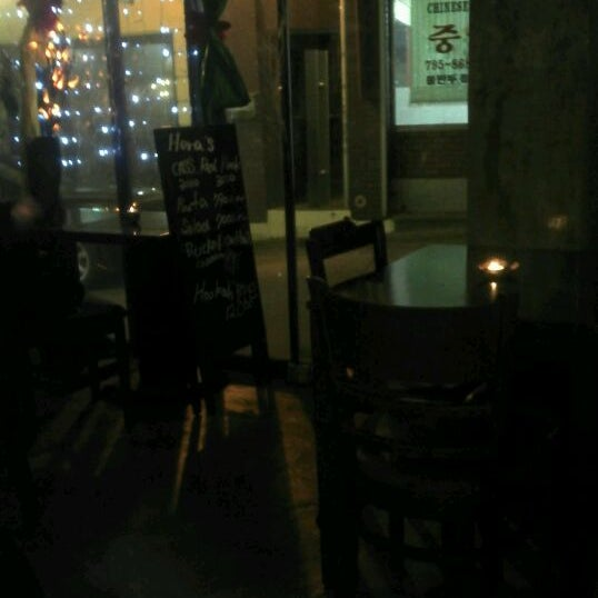 Photo taken at Hera's by Won Cheol Y. on 3/9/2012
