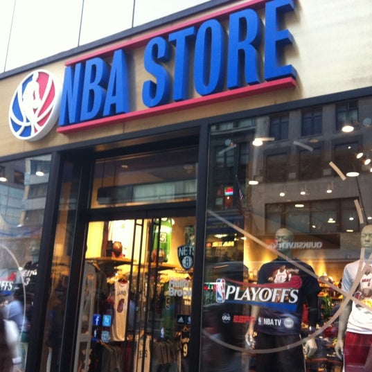NBA Store (Now Closed) - Clothing Store in Midtown East