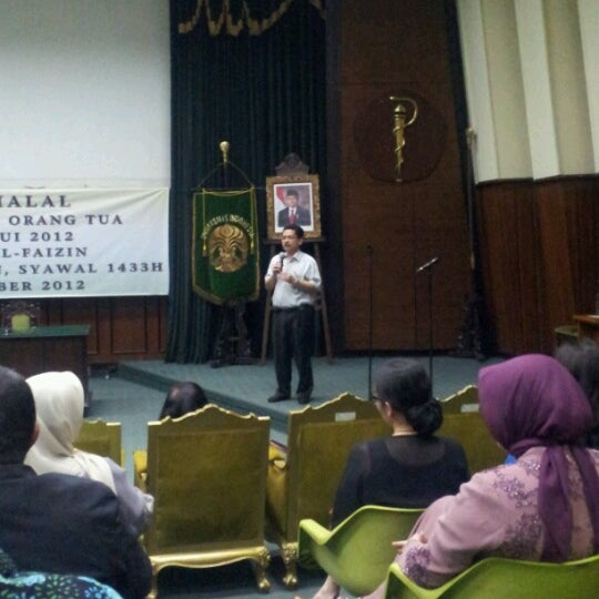Photo taken at Fakultas Kedokteran Universitas Indonesia by Harry H. on 9/5/2012