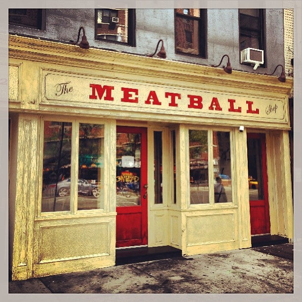 The Meatball Shop At 1462 2nd Ave (btwn E 76th & E 77th St