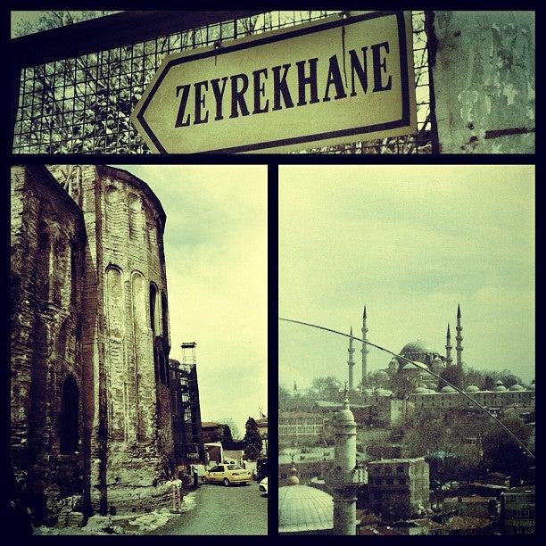 Zeyrekhane