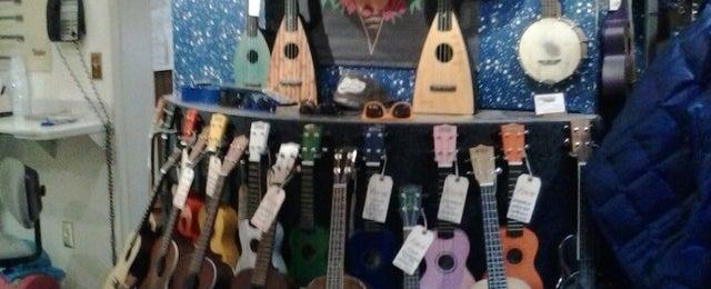 Photo taken at Appalachian Bluegrass Shoppe by Sara-Jane on 11/30/2013