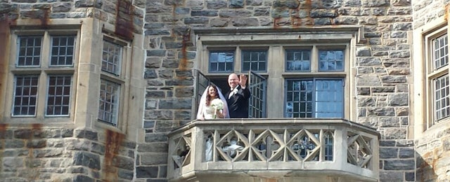 Photo taken at Maryvale Castle by Jay I. on 5/25/2014
