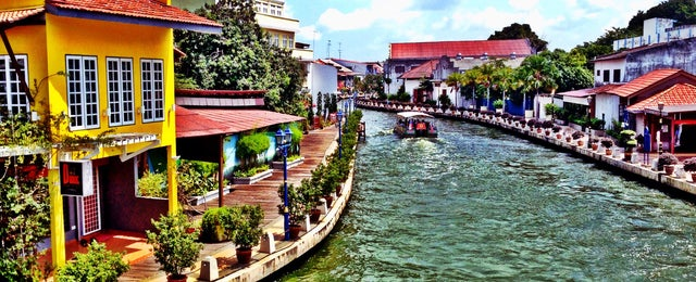 Photo taken at Malacca (Melaka) by Dave R. on 6/28/2015