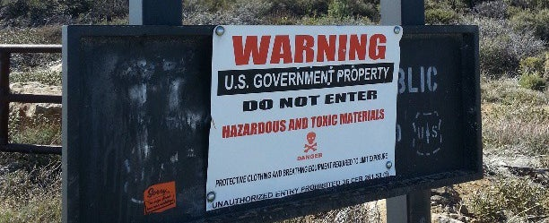 Photo taken at Mount Laguna Air Force Station (abandoned) by Kevin S. on 3/31/2013
