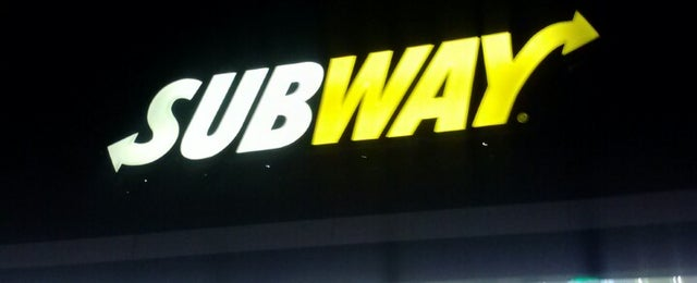 Photo taken at Subway by Jesse O. on 3/1/2014