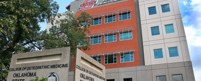 Photo taken at Oklahoma State University - Center for Health Sciences (OSU-CHS) by Oklahoma State University - Center for Health Sciences (OSU-CHS) on 2/6/2014