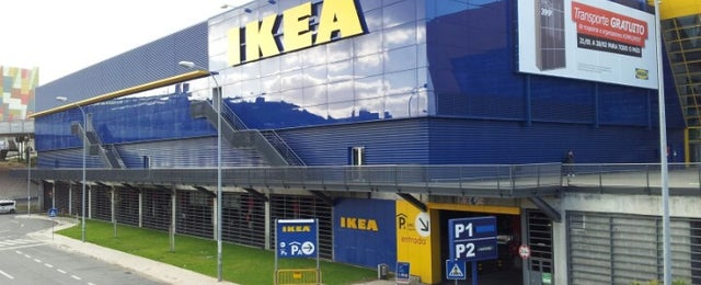 Photo taken at IKEA by Nelson P. on 2/6/2013