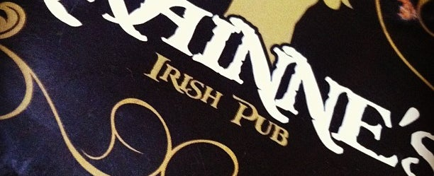 Photo taken at Grainne's Irish Pub by Ricardo G. on 2/17/2013
