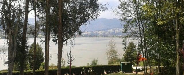 Photo taken at Paipa by Diego B. on 3/16/2013