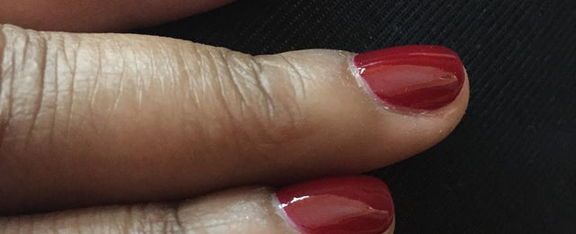 Photo taken at Nail Salon by Joann G. on 5/16/2015