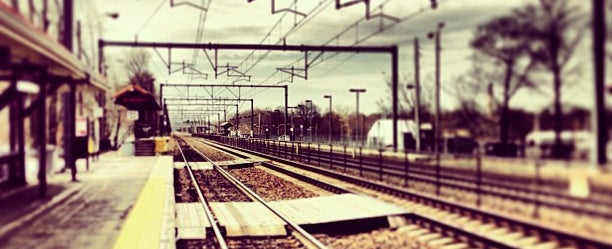 Photo taken at MBTA Attleboro Station by Peter A. on 4/7/2013