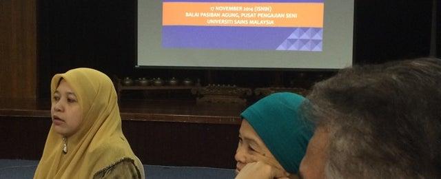 Photo taken at Balai Pesiban Agung by HD on 11/17/2014