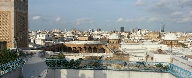 Photo taken at Dar Chanoufi by Meriem C. on 4/6/2014