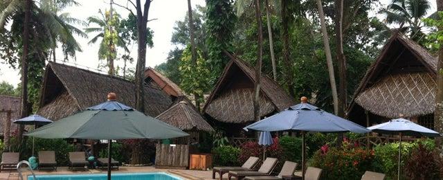 Photo taken at Banpu Koh Chang Restaurant by Nut Z. on 10/11/2012