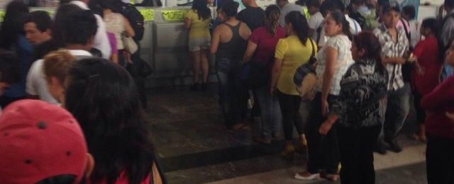 Photo taken at Terminal de Autobuses de Zitacuaro by Abimael T. on 4/20/2014