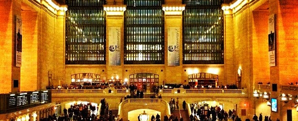 Photo taken at Grand Central Terminal by Oriol on 1/23/2013
