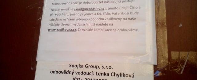 Photo taken at Zapakatel.cz by Vlcak 🐾 on 7/18/2014