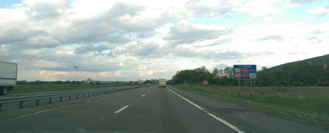 Photo taken at I-86 by Kerim A. on 5/22/2015